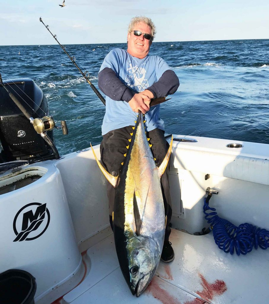 Venice Yellowfin Tuna
